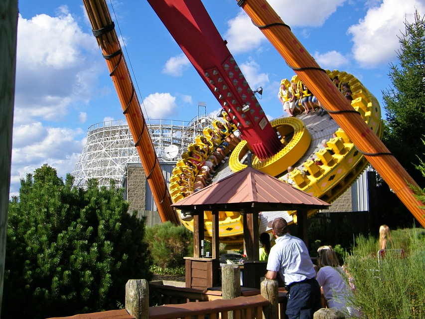 - Six Flags New England