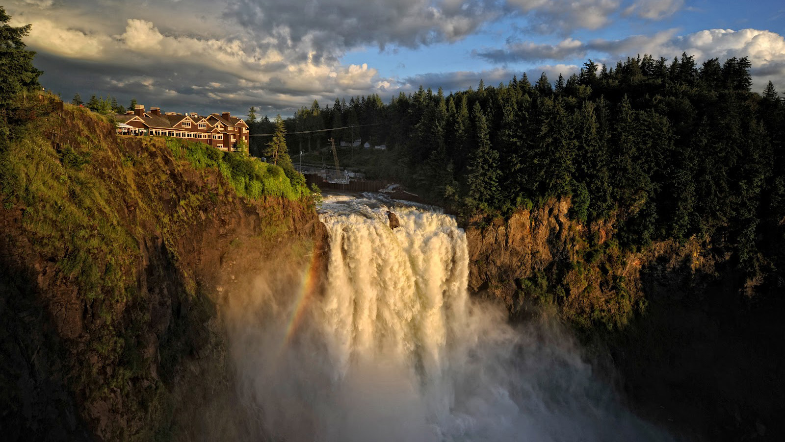 Snoqualmie Falls - Attractions - Seattle Southside