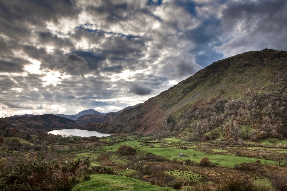 Snowdonia National Park (hdr) - Snowdonia National Park