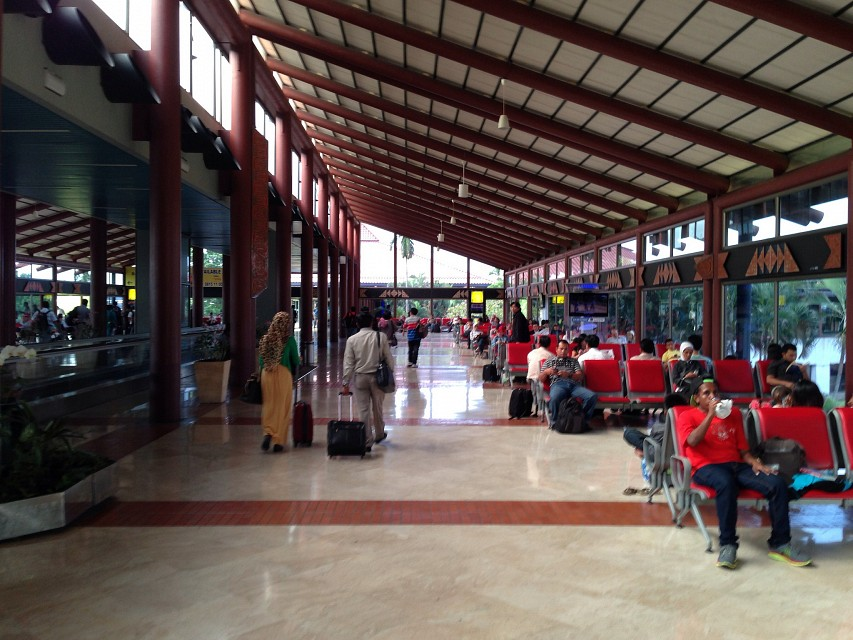 Soekarno-Hatta International Airport - Soekarno-Hatta International Airport