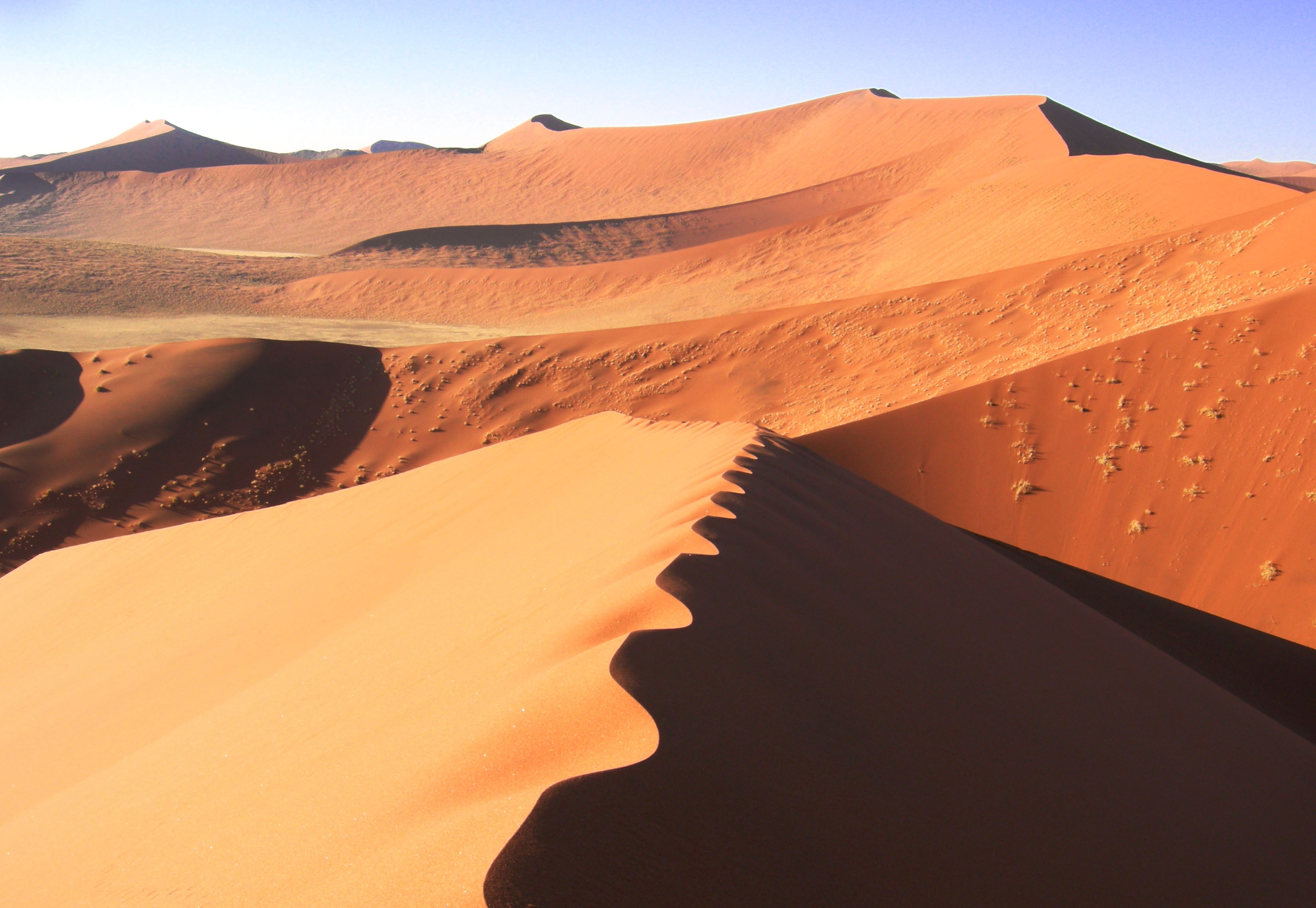 Cape May Hotels >> Sossusvlei - Mountain in Namibia - Thousand Wonders