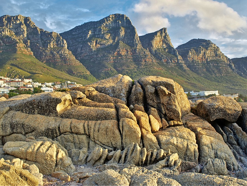 The Twelve Apostles -  Cape Town - South Africa
