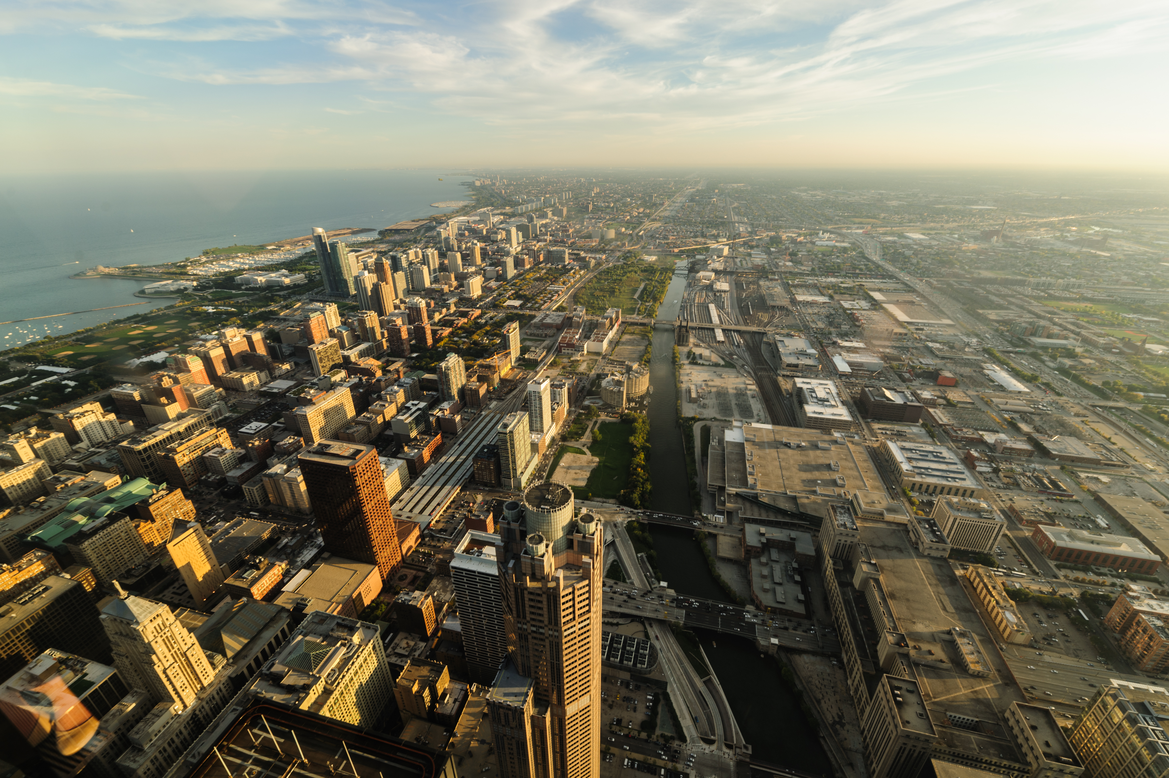 how to get to skydeck chicago
