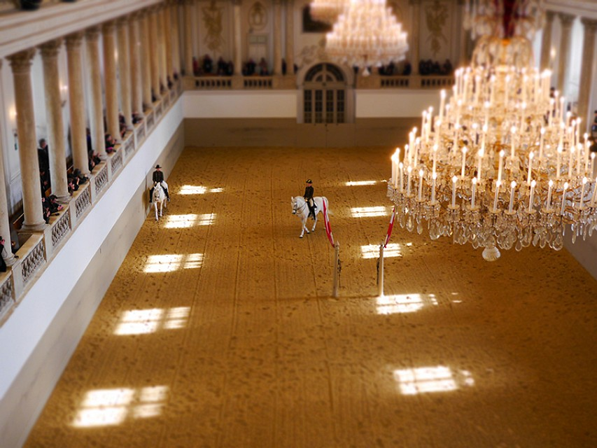 Spanish Riding School - Spanish Riding School