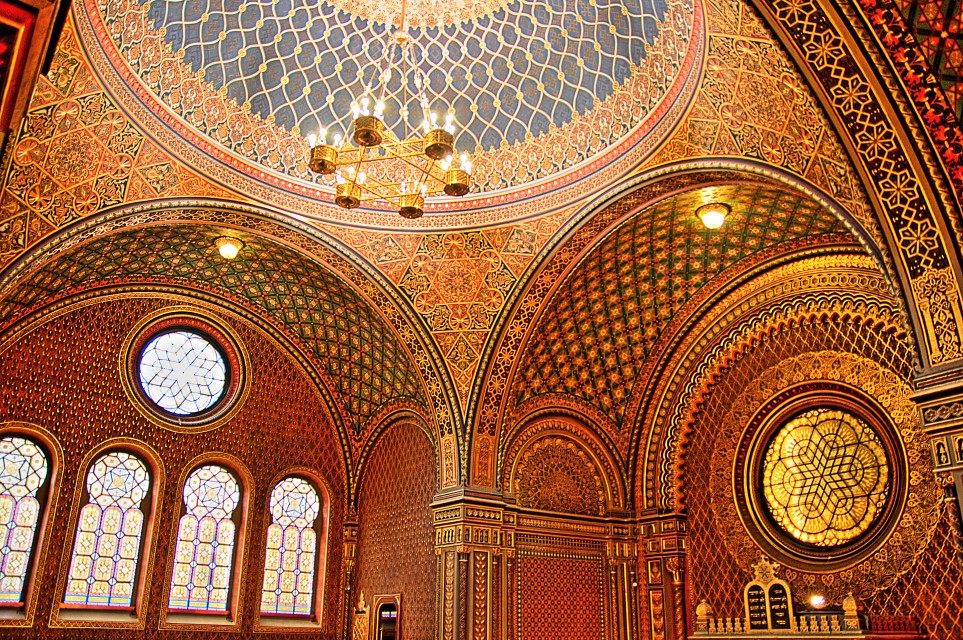 spanish synagogue - Spanish Synagogue