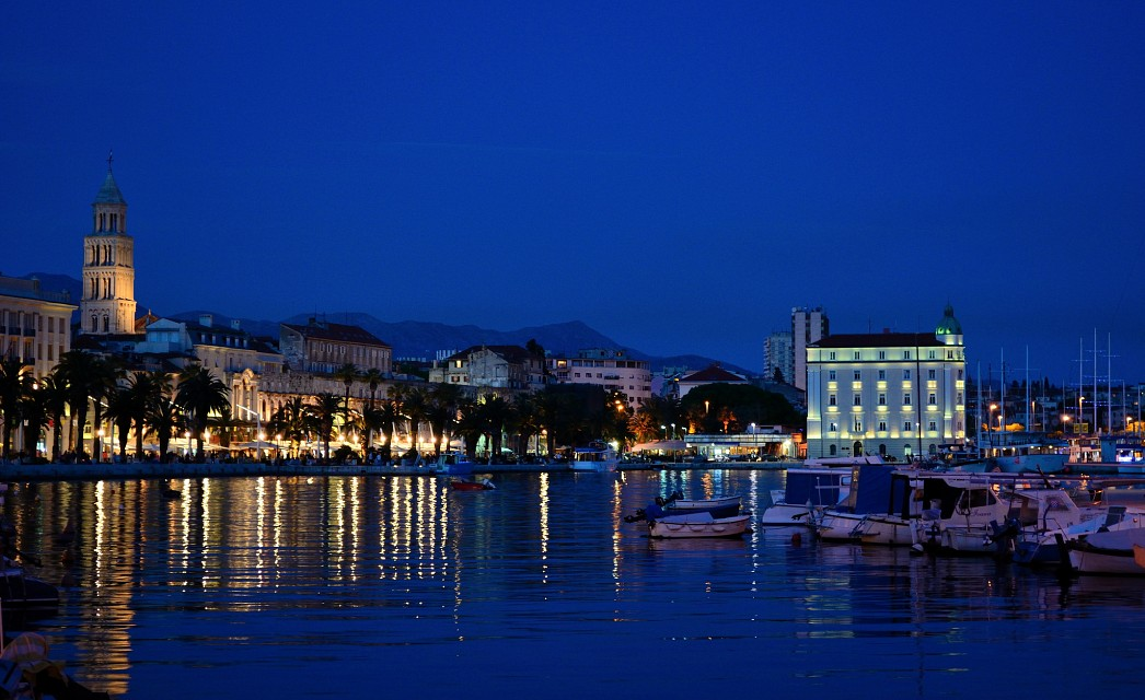 Fisherman's harbour (Split, Croatia) - Split