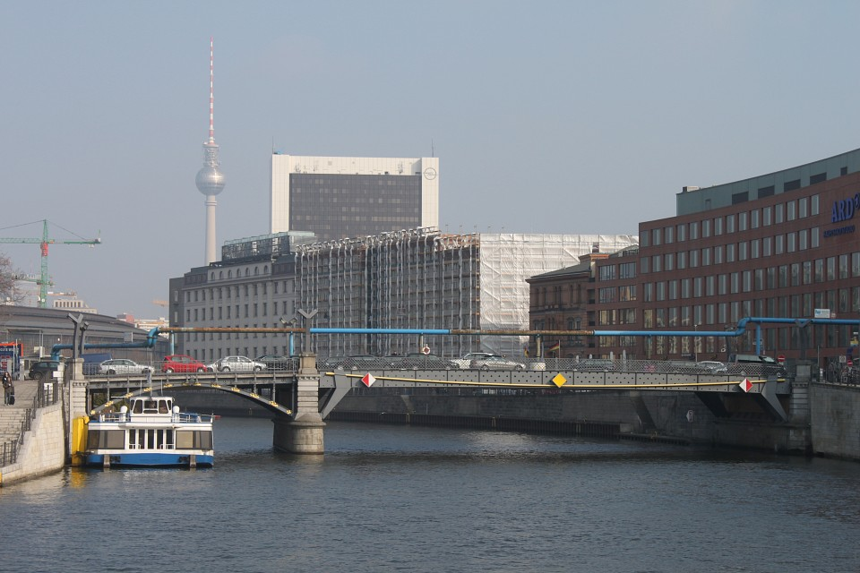 Berlin Spree River - Spree