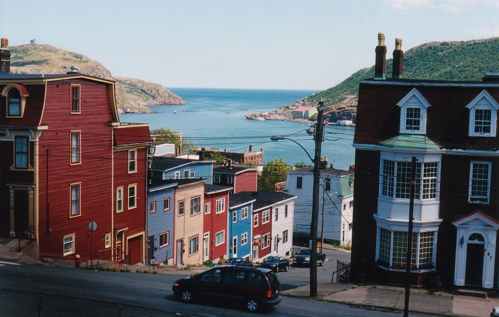 Downtown & Narrows, St. John's - St. John's
