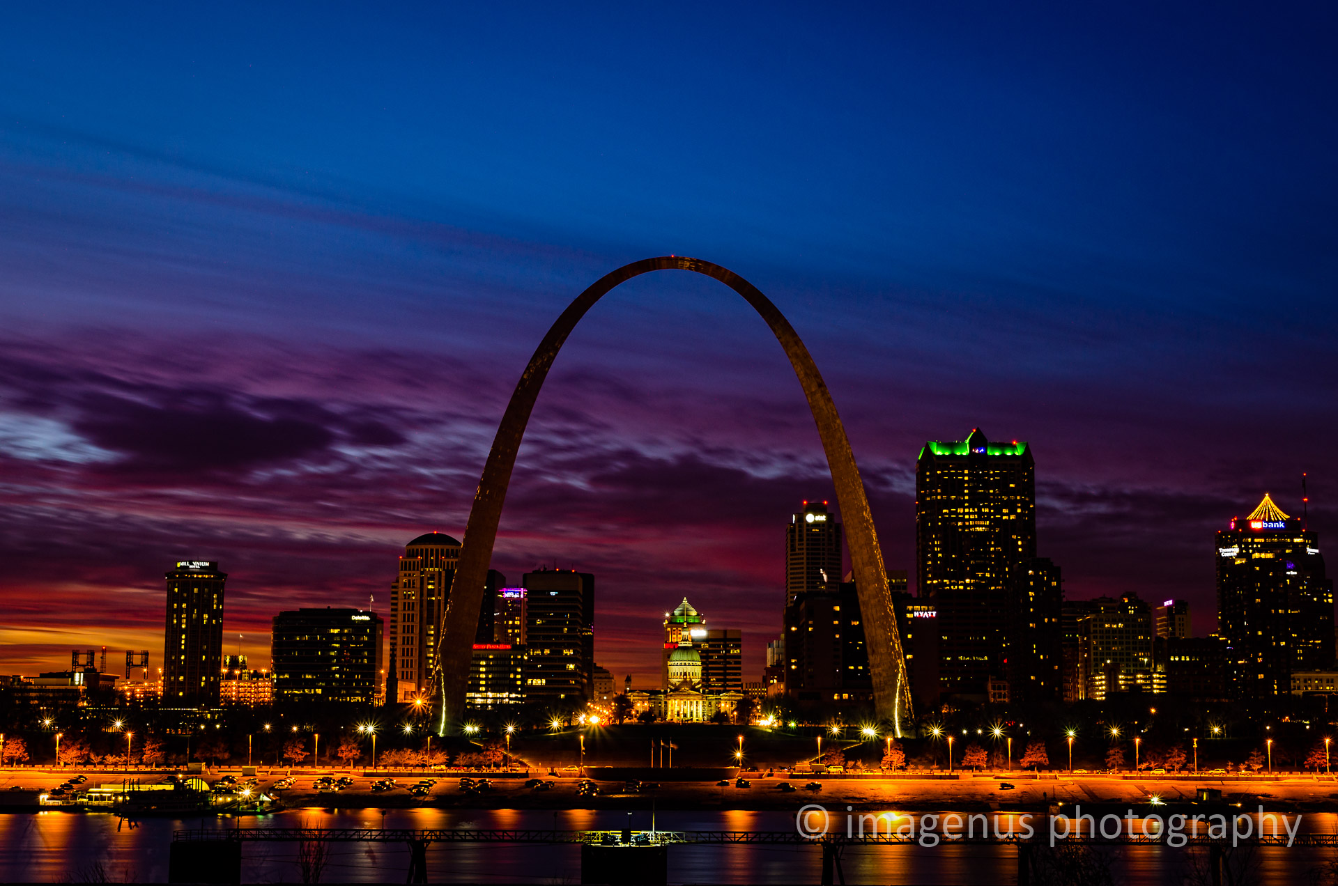 Natural Wonders Of The United States St Louis City In United States Sightseeing And