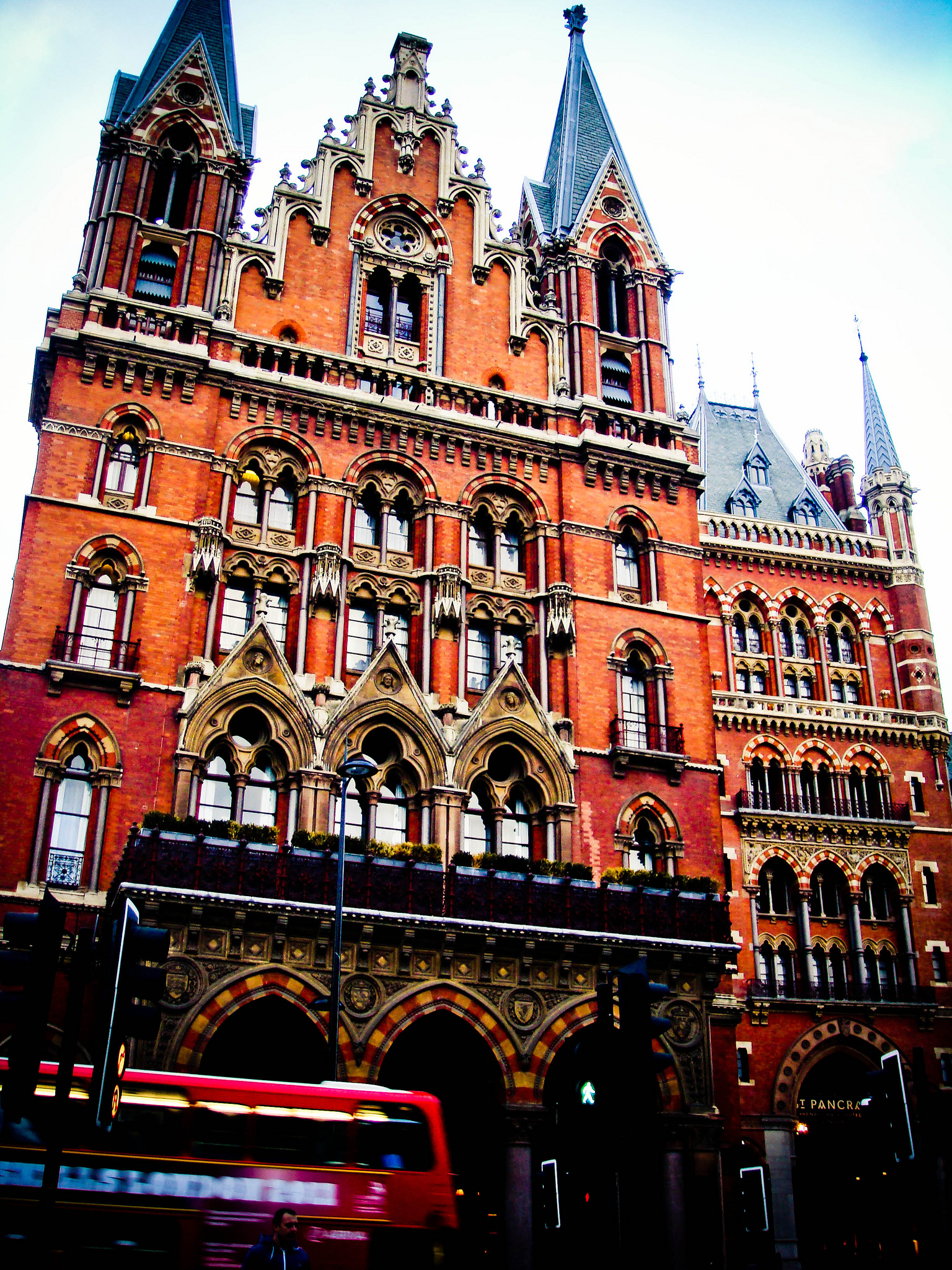 St pancras renaissance london hotel hotel in london for London hotels