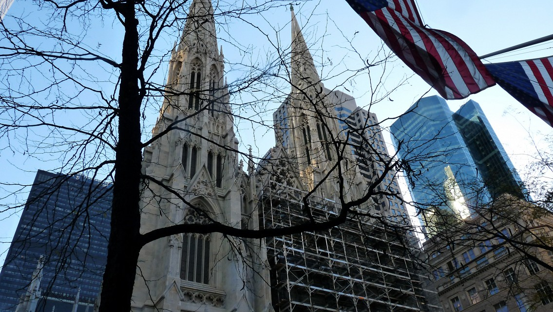 New York, St. Patrick's Cathedral - St. Patrick's Cathedral