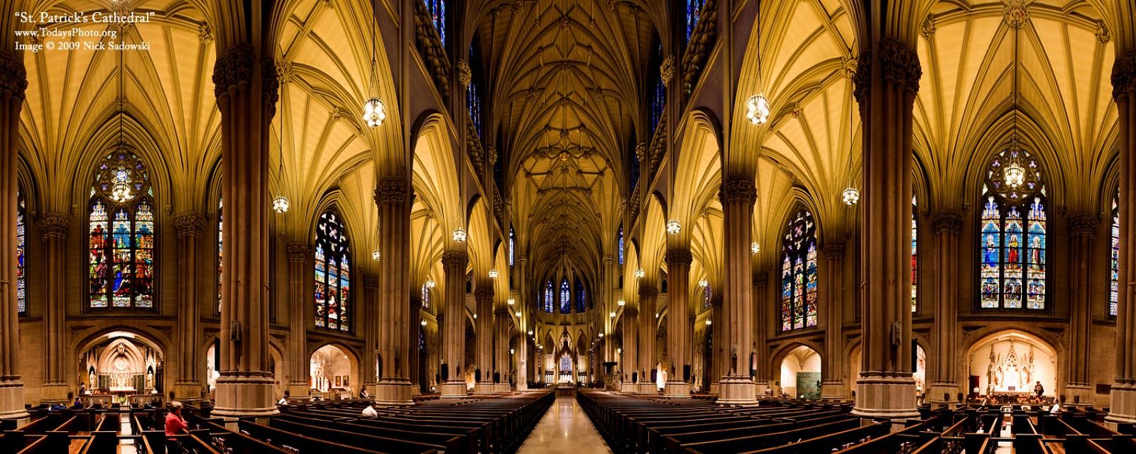 - St. Patrick's