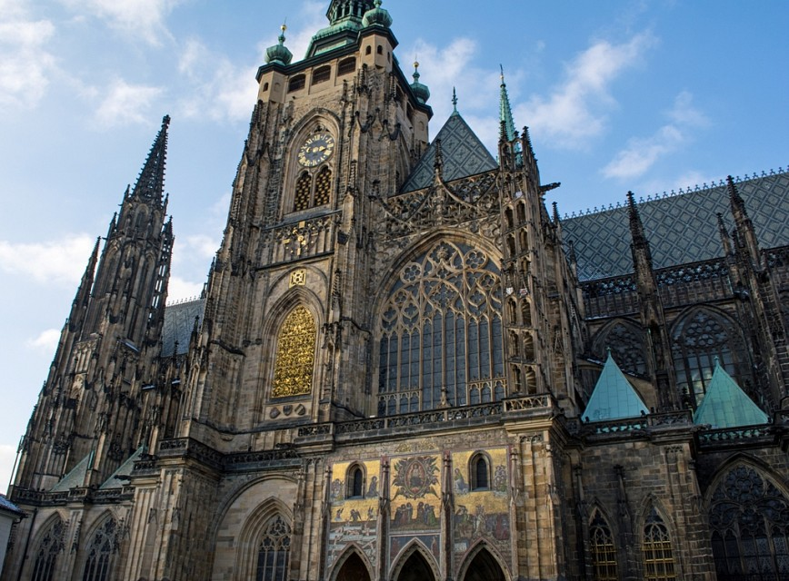 St Vitus Cathedral DSC_0199 1024x755 - St. Vitus Cathedral