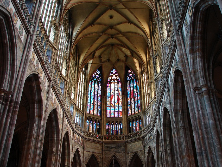 St. Vitus Cathedral - St. Vitus Cathedral