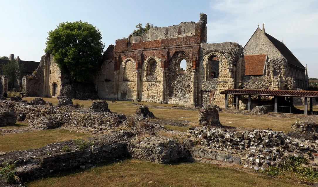 St Augustine's Abbey, Canterbury - St Augustine's Abbey