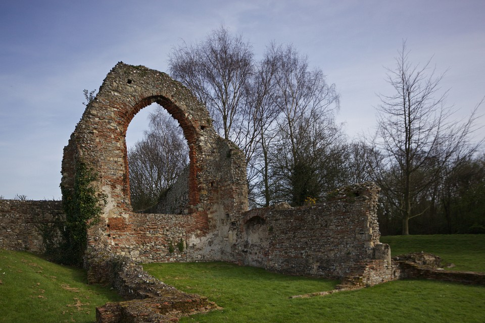 Canterbury - St Augustine's Abbey