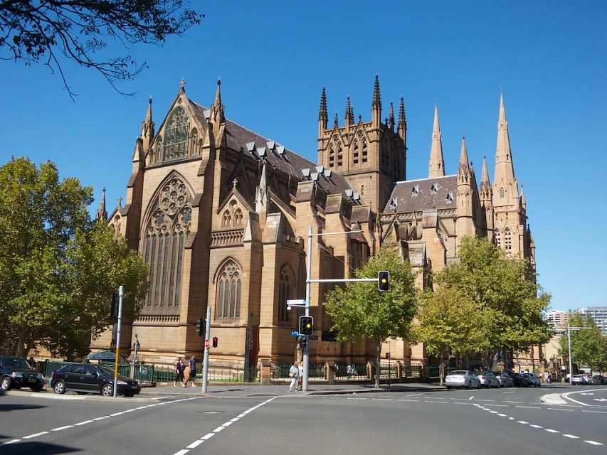 St Mary's Cathedral - St Mary's Cathedral