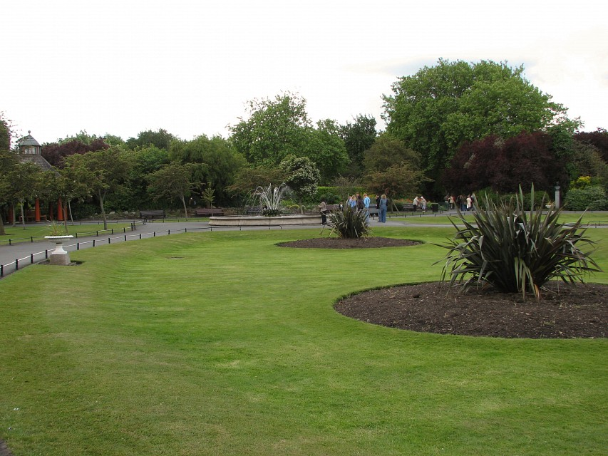Landscaping - St Stephen's Green