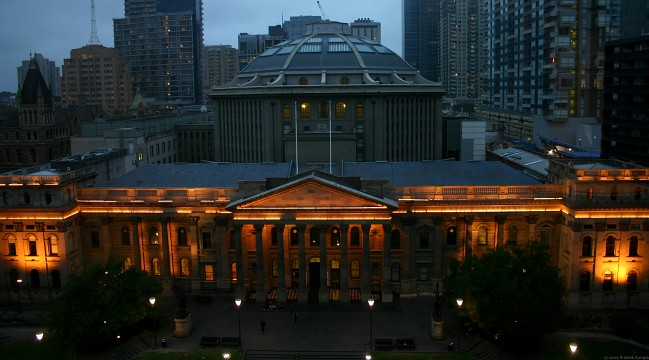 State Library - State Library of Victoria