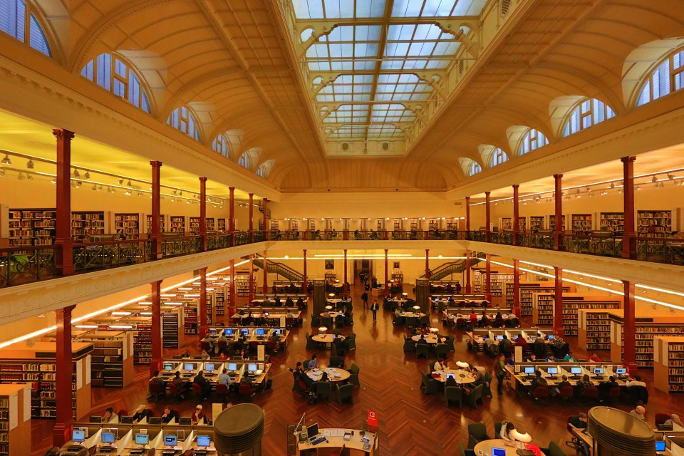 - State Library of Victoria