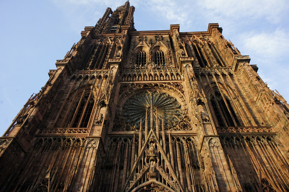 Strasbourg France - Strasbourg Cathedral
