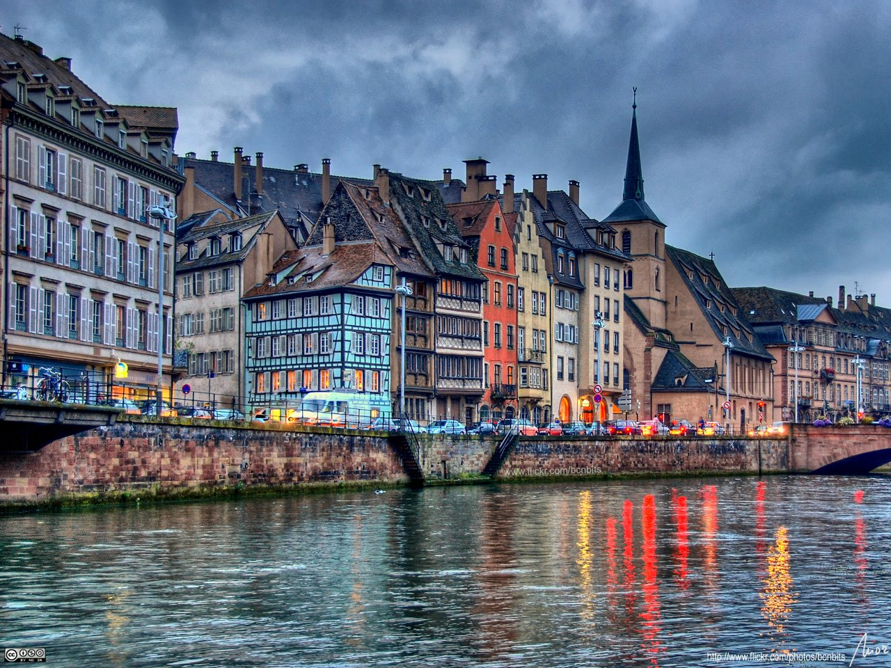 Strasbourg In France Thousand Wonders