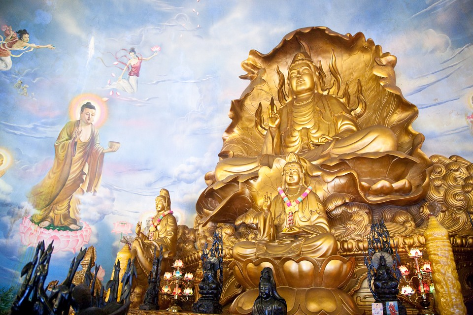 Buddhas and Kings - Suối Tiên Amusement Park
