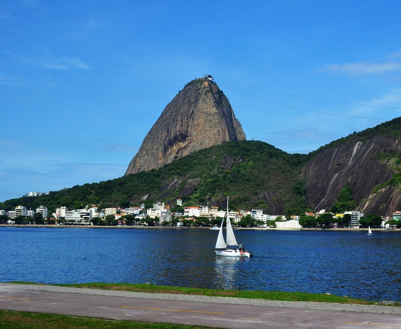 Morro do Pão de Açúcar - Sugarloaf Mountain