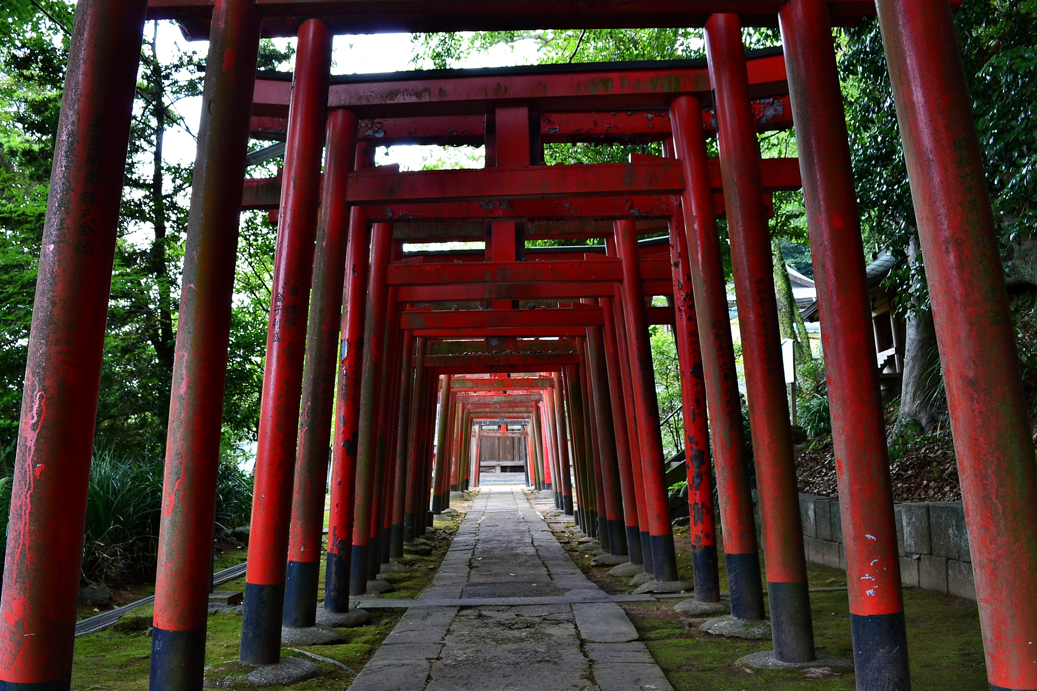 Image result for suwa shrine japan