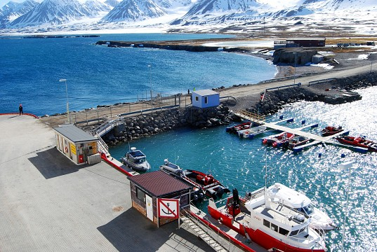 Ny-Ålesund - Svalbard Islands