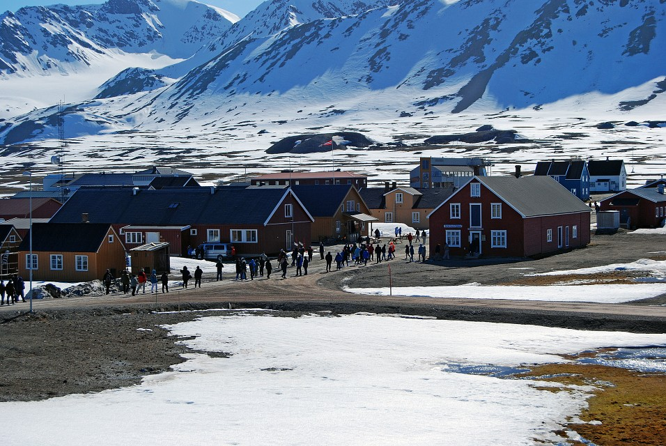 Ny-Ålesund - Svalbard