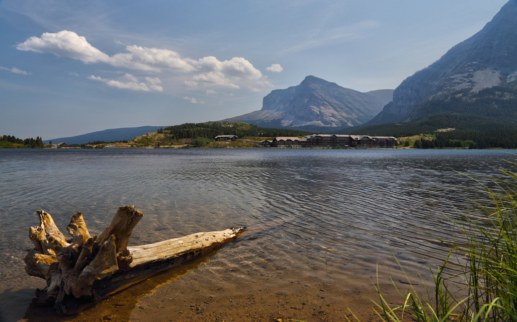 Swiftcurrent Lake - Swiftcurrent Lake