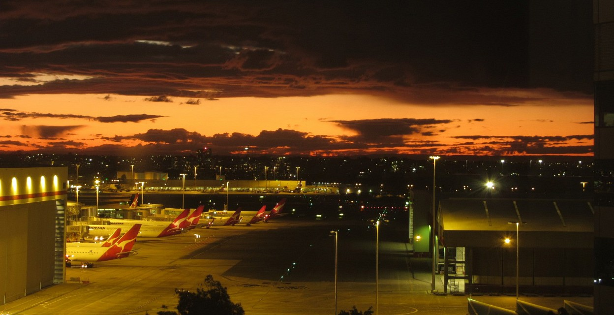 Sydney Kingford-Smith International Airport