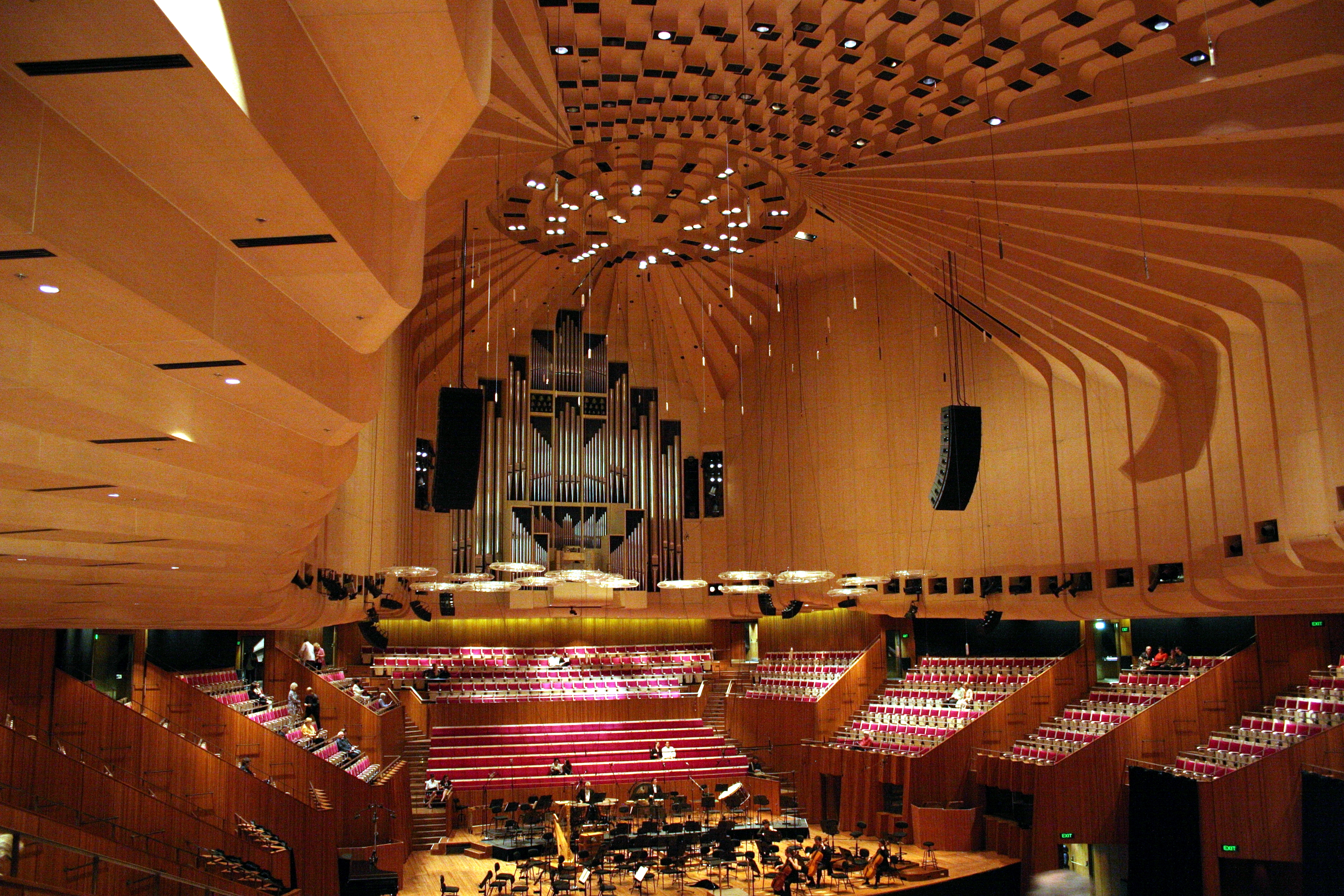 Opera House in Sydney Australia Facts Sydney Opera House Concert