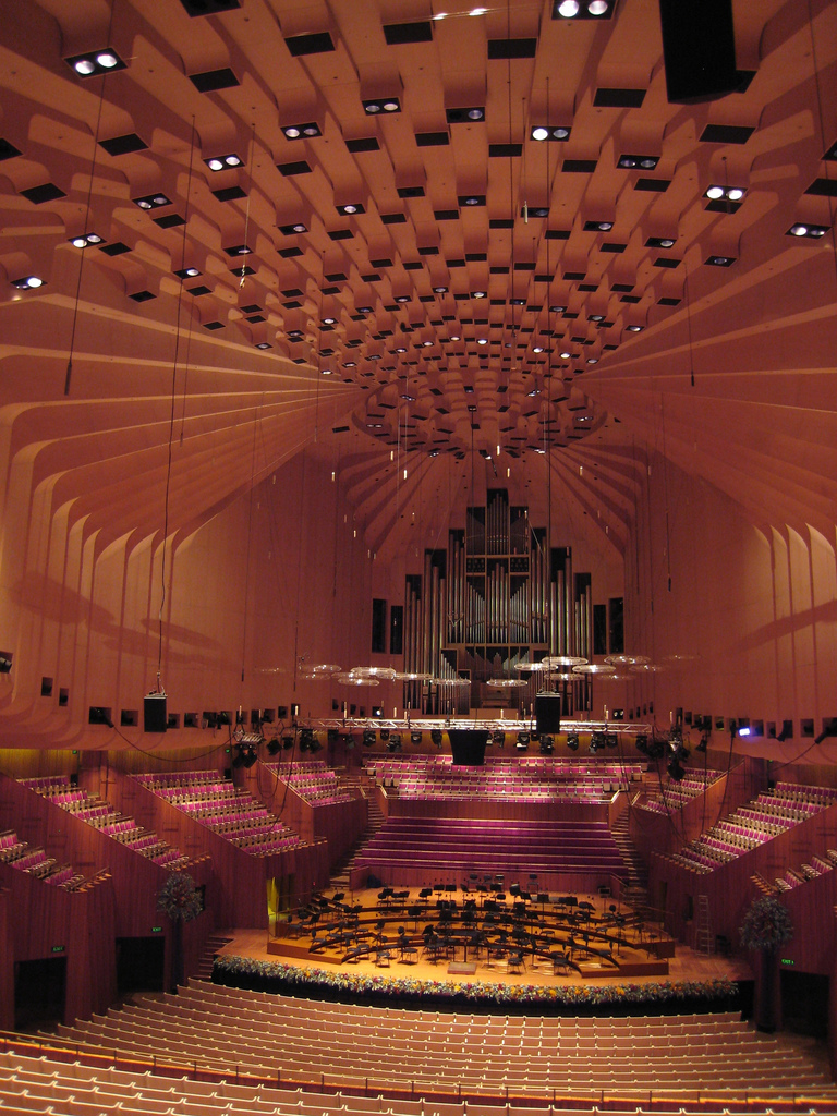 Opera House in Sydney Australia Facts Sydney Opera House Interior