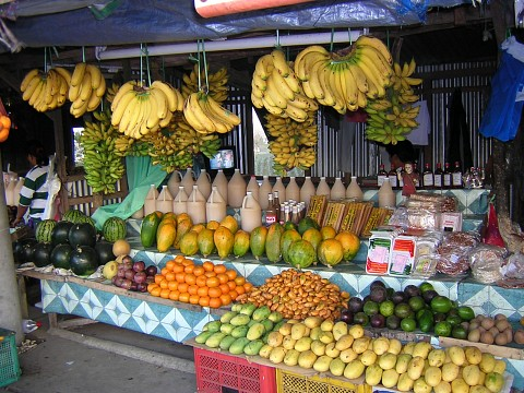 The Fruits Stands of Tagaytay - Tagaytay