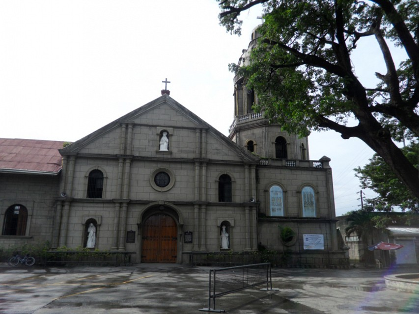 Shrine of St. Anne - Taguig