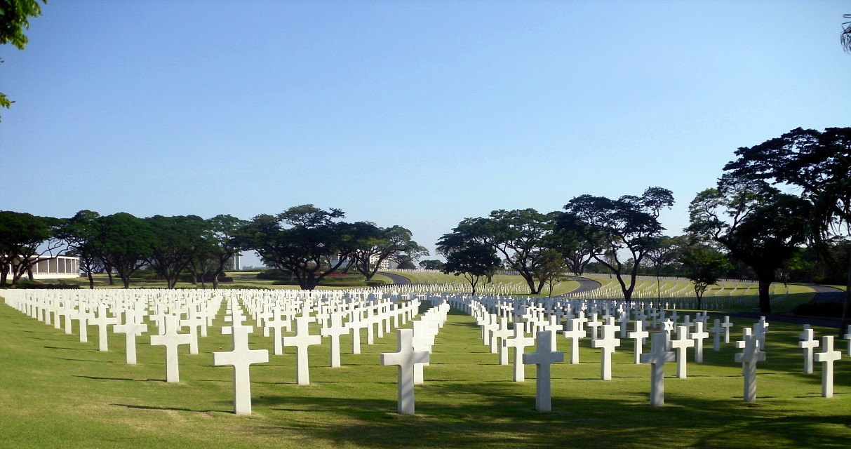 Manila American Cemetery and Memorial - Taguig