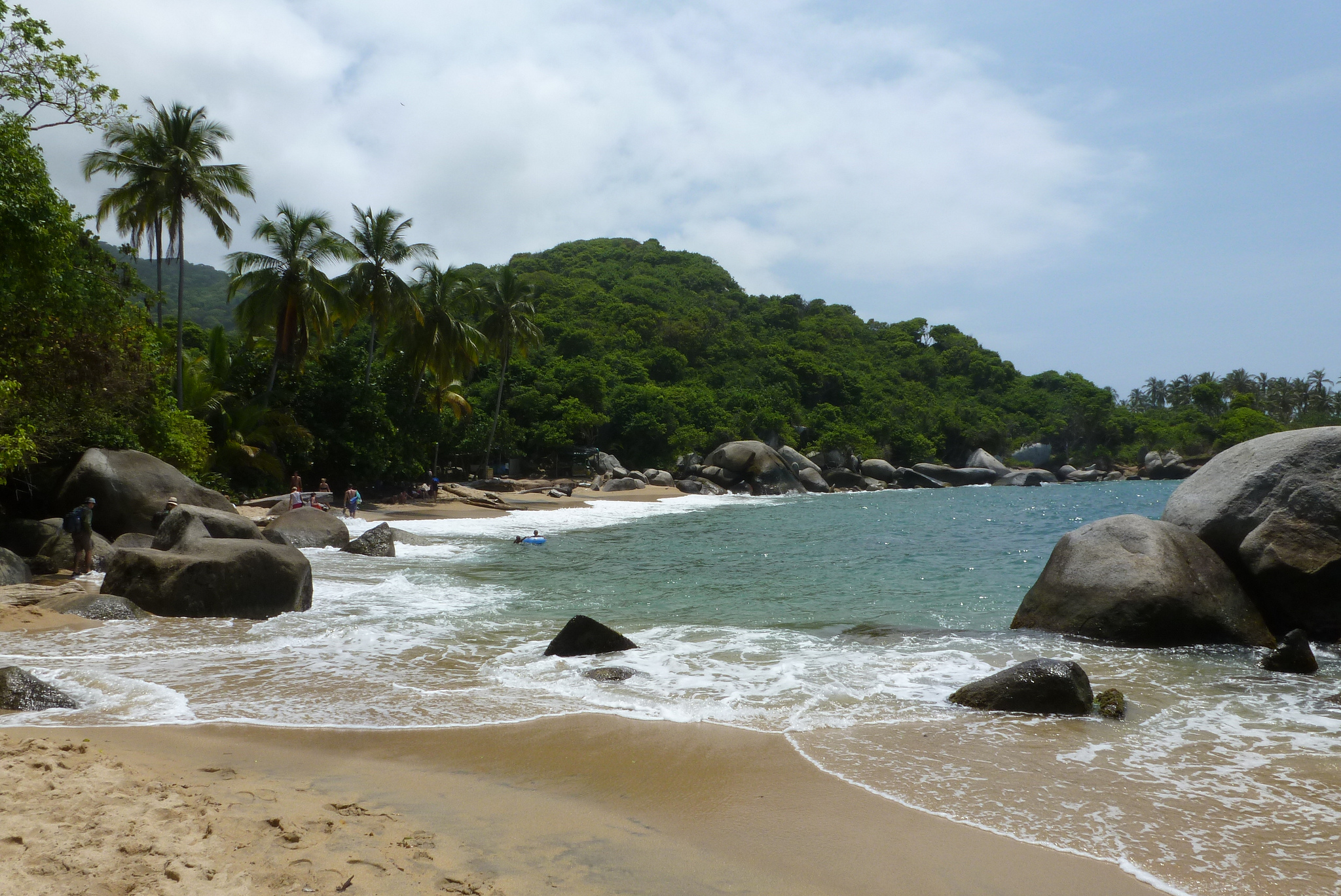 Tayrona National Natural Park National Park In Colombia Thousand Wonders
