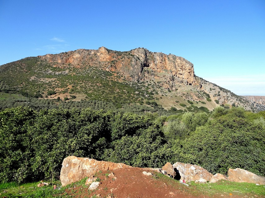 جبل تزكة - Tazekka National Park