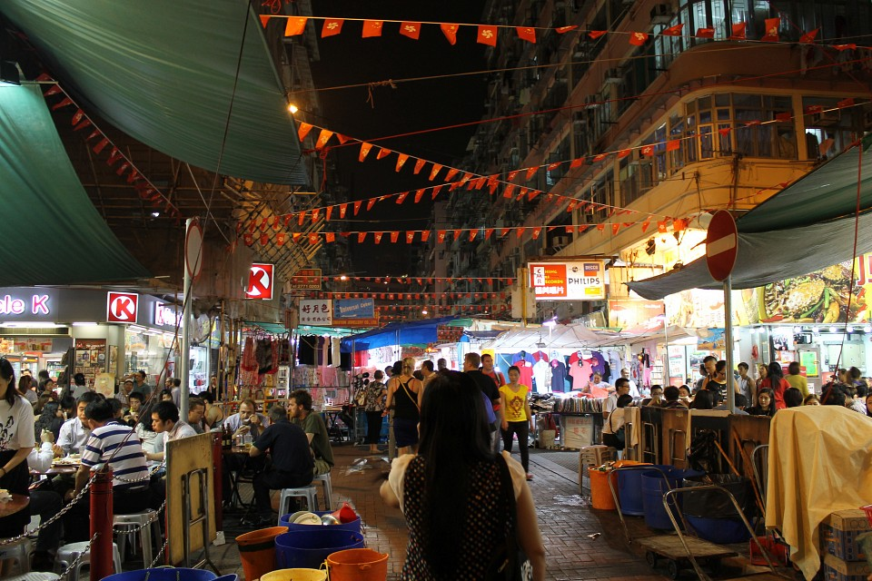 More Temple Street. - Temple Street Night Market