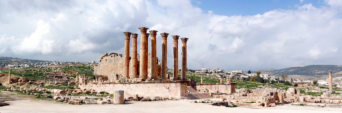 Temple of Artemis (Jerash)