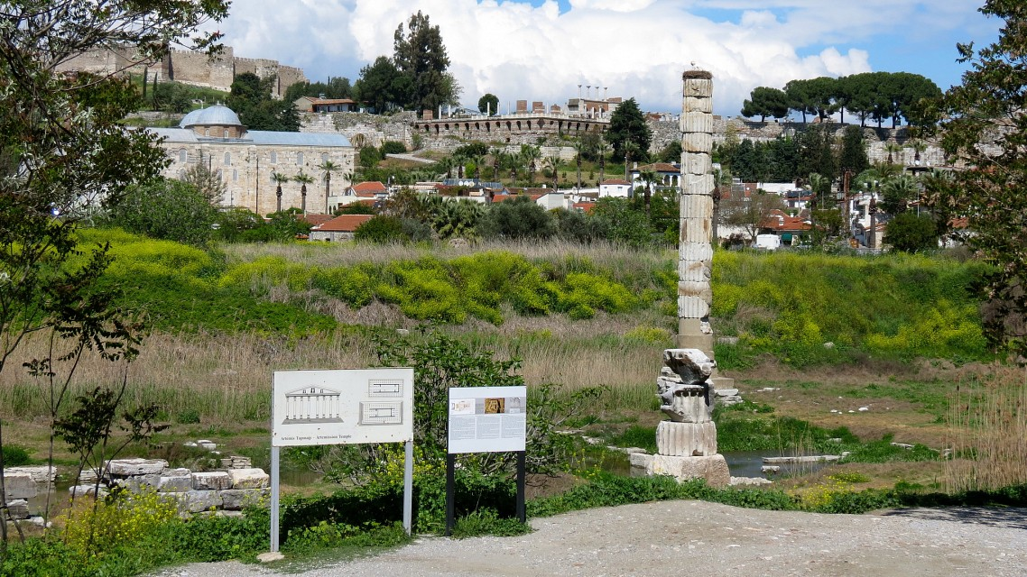 Temple of Artemis - Temple of Artemis