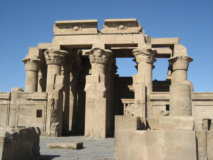 Temple of Kom Ombo - Temple of Kom Ombo