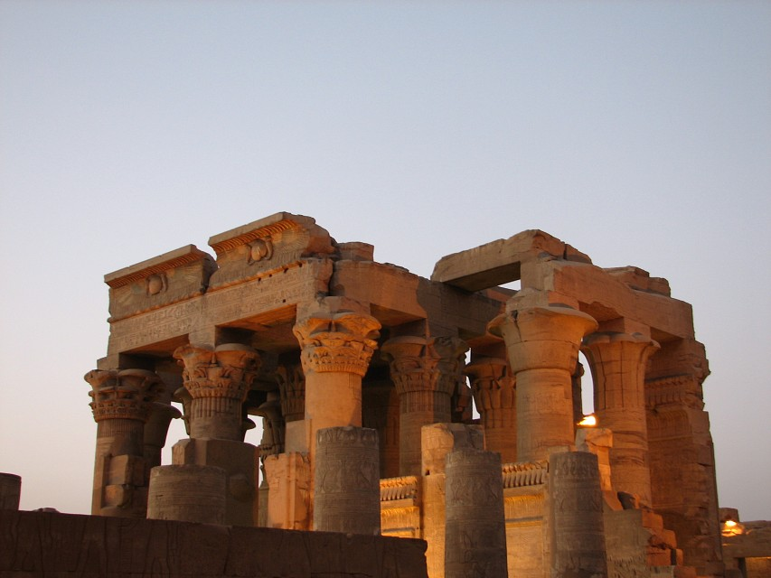 Kom Ombo: The Temple of Hardoeris and Sobek - Temple of Kom Ombo