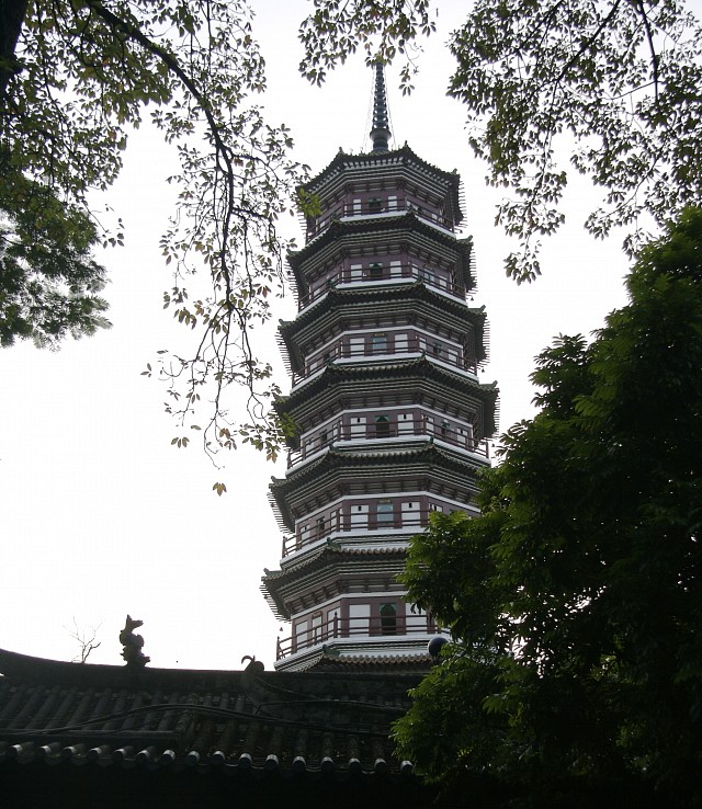 Liurong Temple - Temple of the Six Banyan Trees