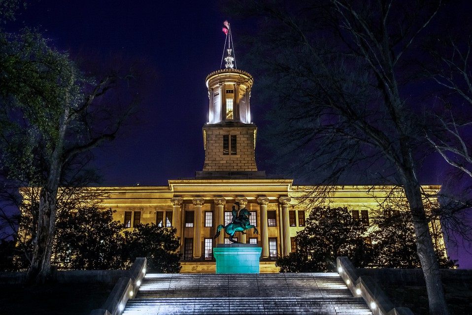 Tennessee State Capitol Building - Tennessee