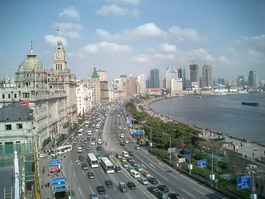 The Bund, Shanghai - The Bund