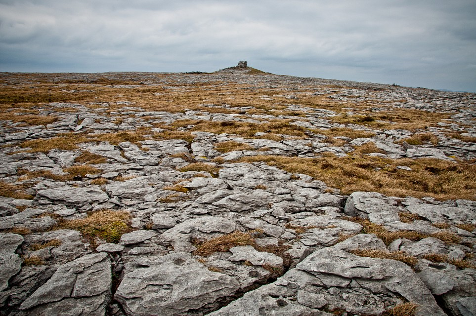 Hiking the Burren - The Burren