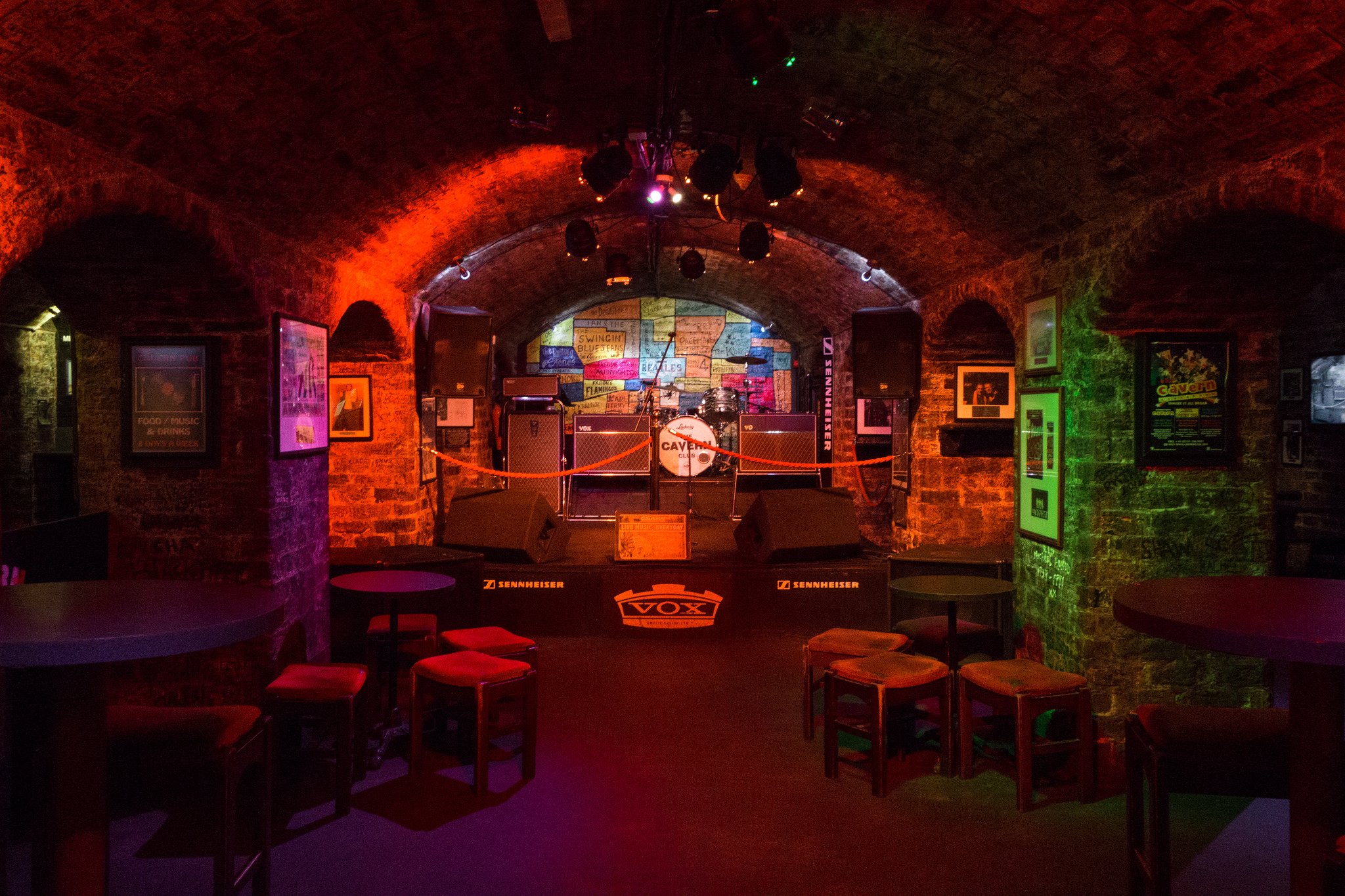 The Beatles at The Cavern Club - Wikipedia Pictures of the cavern club liverpool